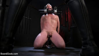 Alex Killian in 'Grayson Frost Whipped and Fucked by Alex Killian'