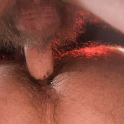 Alpha Wolfe in 'Kink Men' In The Doghouse: Alpha Wolfe Stretches Pup Riley Landon's Hole (Thumbnail 27)