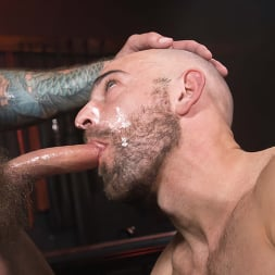 Alpha Wolfe in 'Kink Men' In The Doghouse: Alpha Wolfe Stretches Pup Riley Landon's Hole (Thumbnail 31)