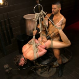 Arad Winwin in 'Kink Men' Fresh Meat: Arad Winwin Trains New Slave (Thumbnail 13)