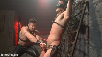 BJ Adia in 'The Submission of BJ Adia'