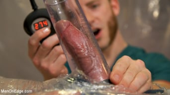 Blaze Austin in 'Doctor's Anal Orders: Blaze Austin edged, pumped, and stretched'