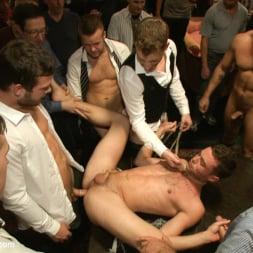Brandon Moore in 'Kink Men' Thankful For Cock (Thumbnail 16)