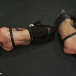 Brenn Wyson in 'Kink Men' slyman vs deap - Live Shoot (Thumbnail 3)