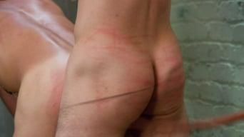 Brenn Wyson in 'slyman vs deap - Live Shoot'