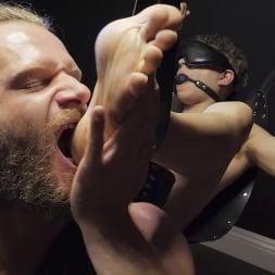 Brian Bonds in 'Kink Men' Hot Hole: Brian Bonds Devours Daniel Hausser's Ass RAW (Thumbnail 2)