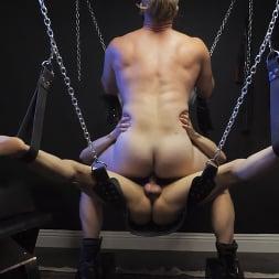 Brian Bonds in 'Kink Men' Hot Hole: Brian Bonds Devours Daniel Hausser's Ass RAW (Thumbnail 11)