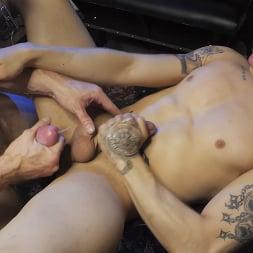 Brian Bonds in 'Kink Men' Hot Hole: Brian Bonds Devours Daniel Hausser's Ass RAW (Thumbnail 13)