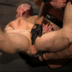 Brian Bonds in 'Kink Men' Pig Whore: Brian Bonds gets beat and worships Daddy Dyer's boots, feet (Thumbnail 10)