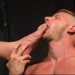 Brian Bonds in 'Kink Men' Pig Whore: Brian Bonds gets beat and worships Daddy Dyer's boots, feet (Thumbnail 13)