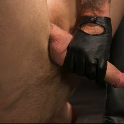 Brian Bonds in 'Kink Men' Pig Whore: Brian Bonds gets beat and worships Daddy Dyer's boots, feet (Thumbnail 18)