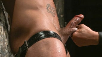 Brock Avery in 'Muscled stud Brock Avery Tormented and Fucked'