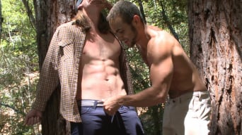 Brock Avery in 'The Cabin Prequel - The Best Friend's Son - Part One'