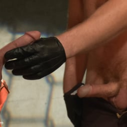 Caleb Colton in 'Kink Men' The New Officer Maguire and The Horny Sex Offender (Thumbnail 14)