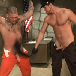 Caleb Colton in 'Kink Men' The New Officer Maguire and The Horny Sex Offender (Thumbnail 16)