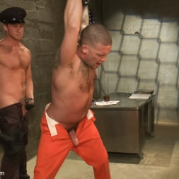 Caleb Colton in 'Kink Men' The New Officer Maguire and The Horny Sex Offender (Thumbnail 17)
