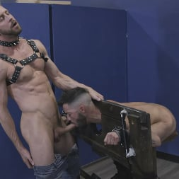 Casey Everett in 'Kink Men' Cum Dump Slut: Johnny Ford and Casey Everett (Thumbnail 10)