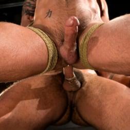 Casey Everett in 'Kink Men' My God Sharok: Casey Everett Worships New Leather-Clad Master (Thumbnail 6)