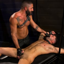 Casey Everett in 'Kink Men' My God Sharok: Casey Everett Worships New Leather-Clad Master (Thumbnail 10)