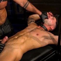 Casey Everett in 'Kink Men' My God Sharok: Casey Everett Worships New Leather-Clad Master (Thumbnail 13)