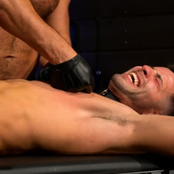Casey Everett in 'Kink Men' My God Sharok: Casey Everett Worships New Leather-Clad Master (Thumbnail 14)