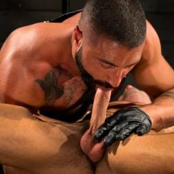 Casey Everett in 'Kink Men' My God Sharok: Casey Everett Worships New Leather-Clad Master (Thumbnail 16)