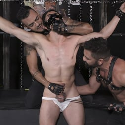 Cazden Hunter in 'Kink Men' Wants Cock In His Hungry Pig Hole RAW (Thumbnail 2)