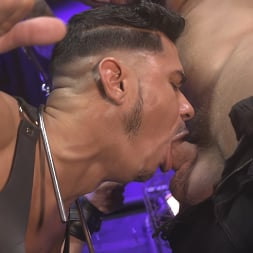 Cesar Xes in 'Kink Men' Isaac X and Cesar Xes: Interrogation XXX RAW (Thumbnail 9)