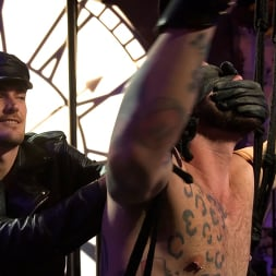 Christian Wilde in 'Kink Men' Daddy's Delicious Man Meat RAW (Thumbnail 1)