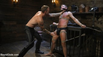 Christian Wilde in 'Huge-Dicked Sub Jack Andy Gets An Intense Beating From Christian Wilde'