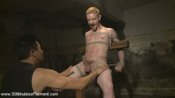 Cody Winter in 'Discovers New Torments and Lets out His Inner Painslut'