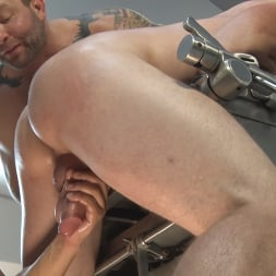 Colby Jansen in 'Kink Men' American Gangbang: Pierce Paris Restrained and Fucked RAW (Thumbnail 19)
