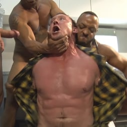 Colby Jansen in 'Kink Men' American Gangbang: Pierce Paris Restrained and Fucked RAW (Thumbnail 23)