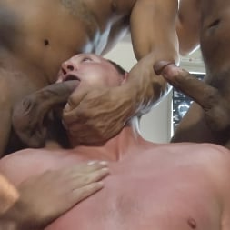 Colby Jansen in 'Kink Men' American Gangbang: Pierce Paris Restrained and Fucked RAW (Thumbnail 25)