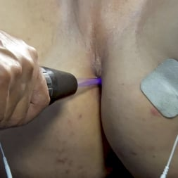 Colby Jansen in 'Kink Men' American Gangbang part 2: Pierce Paris Electrified and Fucked RAW (Thumbnail 7)