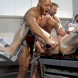 Colby Jansen in 'Kink Men' American Gangbang part 2: Pierce Paris Electrified and Fucked RAW (Thumbnail 8)