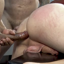 Colby Jansen in 'Kink Men' American Gangbang part 2: Pierce Paris Electrified and Fucked RAW (Thumbnail 15)