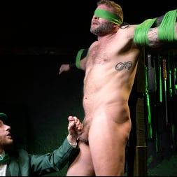 Colby Jansen in 'Kink Men' Edge of the Rainbow: Colby Jansen Bound and Edged by a Leprechaun (Thumbnail 3)