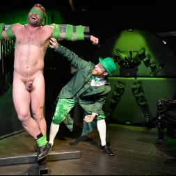 Colby Jansen in 'Kink Men' Edge of the Rainbow: Colby Jansen Bound and Edged by a Leprechaun (Thumbnail 4)