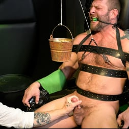Colby Jansen in 'Kink Men' Edge of the Rainbow: Colby Jansen Bound and Edged by a Leprechaun (Thumbnail 12)