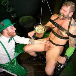 Colby Jansen in 'Kink Men' Edge of the Rainbow: Colby Jansen Bound and Edged by a Leprechaun (Thumbnail 13)
