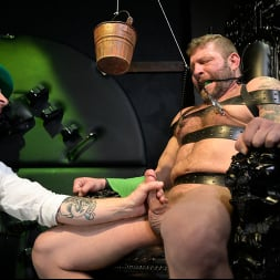 Colby Jansen in 'Kink Men' Edge of the Rainbow: Colby Jansen Bound and Edged by a Leprechaun (Thumbnail 14)