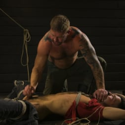 Colby Jansen in 'Kink Men' Fuck toy Casey Everett gets used by beefcake Colby Jansen (Thumbnail 3)