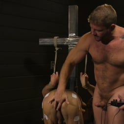 Colby Jansen in 'Kink Men' Fuck toy Casey Everett gets used by beefcake Colby Jansen (Thumbnail 7)