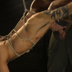 Colby Jansen in 'Kink Men' Fuck toy Casey Everett gets used by beefcake Colby Jansen (Thumbnail 9)