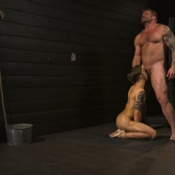 Colby Jansen in 'Kink Men' Fuck toy Casey Everett gets used by beefcake Colby Jansen (Thumbnail 10)