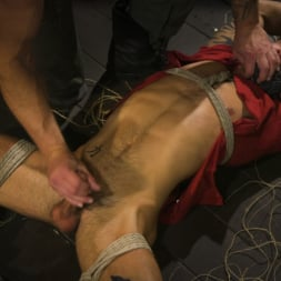 Colby Jansen in 'Kink Men' Fuck toy Casey Everett gets used by beefcake Colby Jansen (Thumbnail 11)