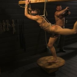 Colby Jansen in 'Kink Men' Fuck toy Casey Everett gets used by beefcake Colby Jansen (Thumbnail 14)