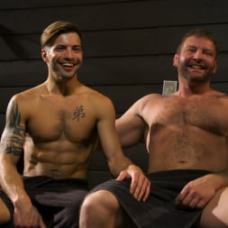 Colby Jansen in 'Kink Men' Fuck toy Casey Everett gets used by beefcake Colby Jansen (Thumbnail 16)