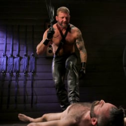 Colby Jansen in 'Kink Men' SEX RELIEF: New boy's self care is BDSM (Thumbnail 1)